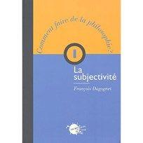 La subjectivité - Achat / Vente livre François Dagognet Empêcheurs de Penser en Rond Parution 08/09/2004 pas cher - Cdiscount