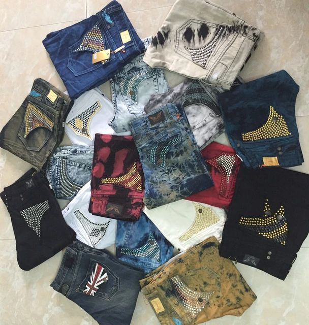 2015 new arrival hot mens designer jeans men robin jeans famous brand robin jeans denim with wings american flag jeans plus size