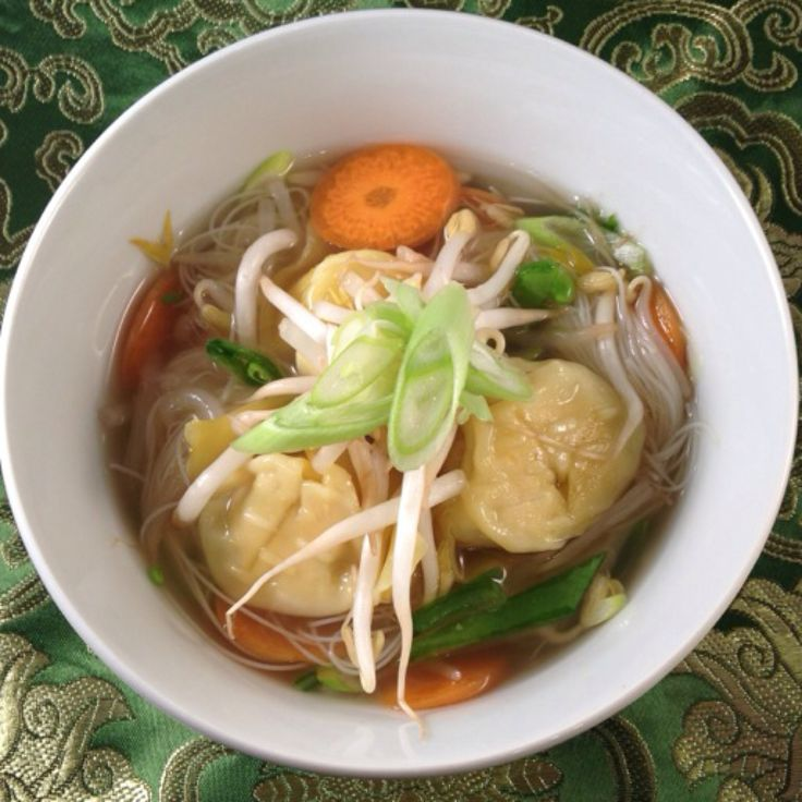 Chicken Wonton Soup – Thermomix. Uploaded now onto the app to under the category Hipcook in the public section