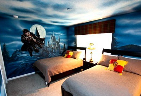 You will thus achieve more than just having fantasy bedroom styles in your kid's…