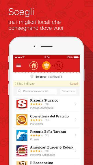 Descrizione Pizzabo: il modo più semplice e conveniente di ordinare cibo a domicilio! Scaricando la nostra app GRATUITA avrai accesso a centinaia di ristoranti direttamente dal tuo iPhone. Senza alcuno sforzo potrai assaporare specialità di ogni tipo nelle seguenti città: