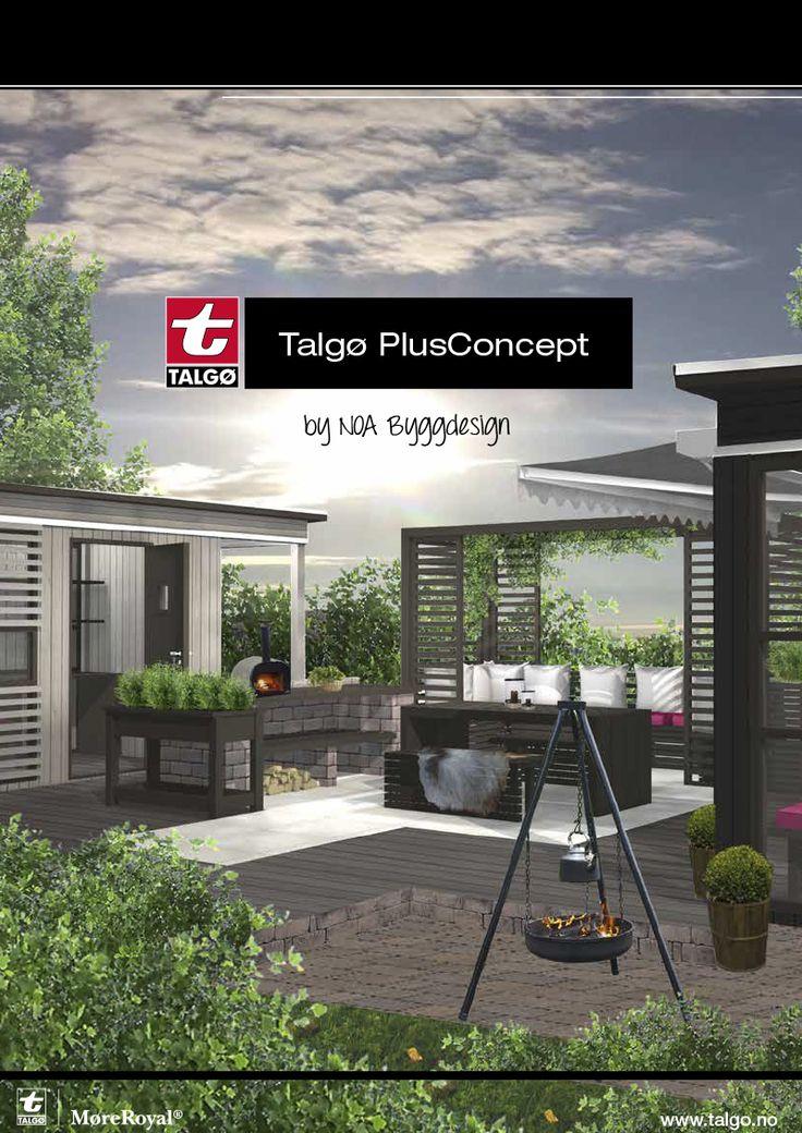 Talgø PlusConcept - Elementbygg - Byggevare - Talgø Norge