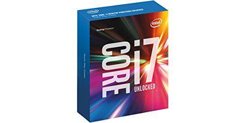 Intel Skylake Processeur Core i7-6700K 4.0 GHz 8Mo Cache Socket 1151 Boîte (BX80662I76700K)