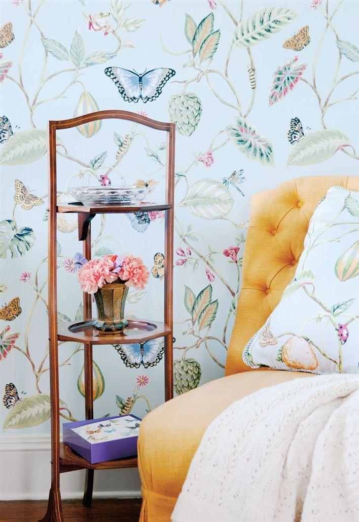Dormitorio Floral