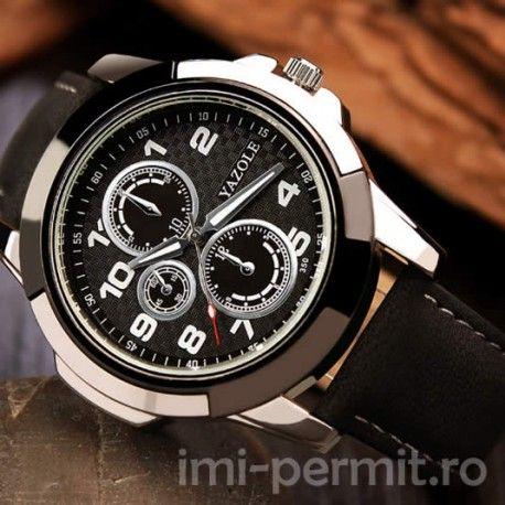 Ceas din gama Business marca Yazole