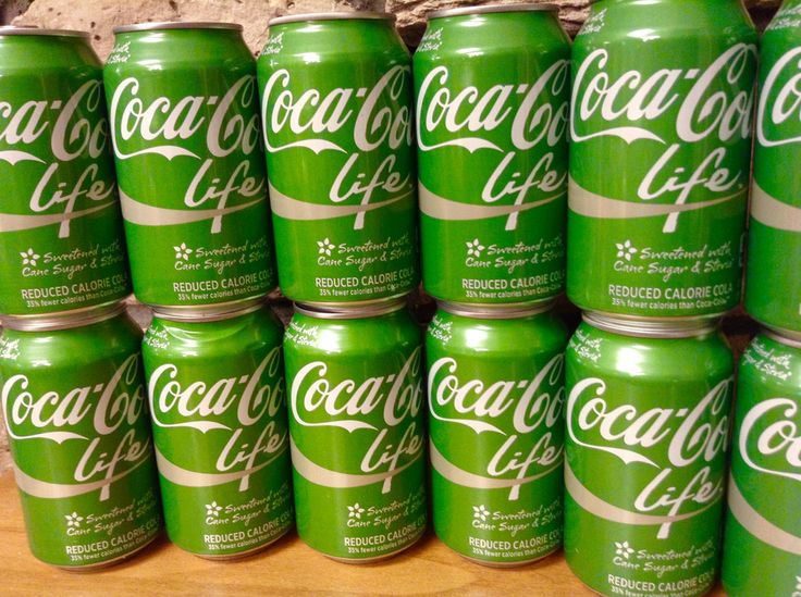 Características de la nueva Coca-Cola life.  ¿Es realmente saludable?