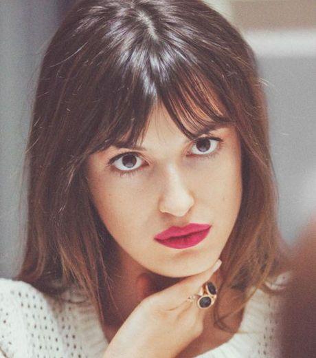 15 façons de porter la frange en 2017 Französische