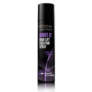 Advanced Hairstyle BOOST IT High Lift Creation Spray - Hair Spray - L'Oreal Paris