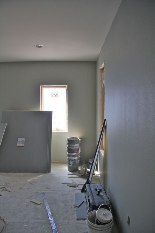 Benjamin moore horizon gray this is such a light color for Horizon benjamin moore grey