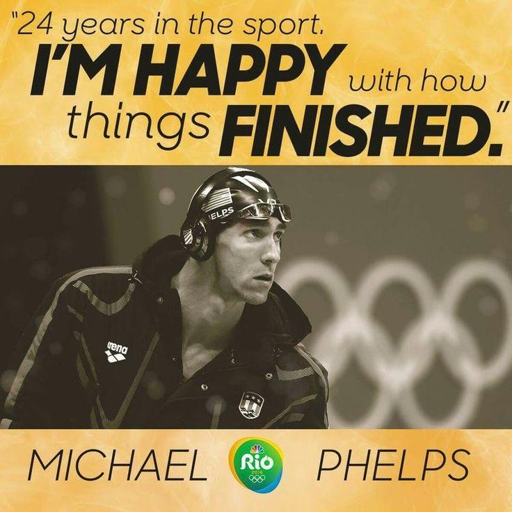 Michael  Phelps                                                       …