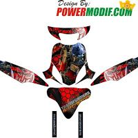 Best Powermodif Images On Pinterest Cuttings Motors And Racing - Mio decalsdecal motor mio tema transformer powermodif pinterest
