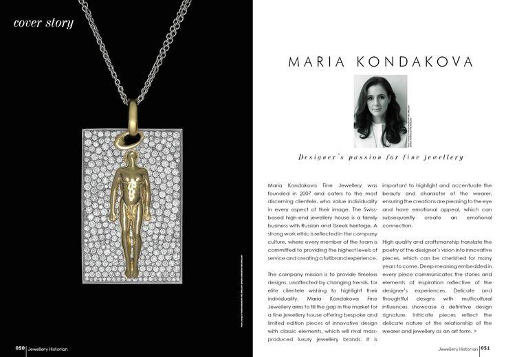 MARIA KONDAKOVA article
