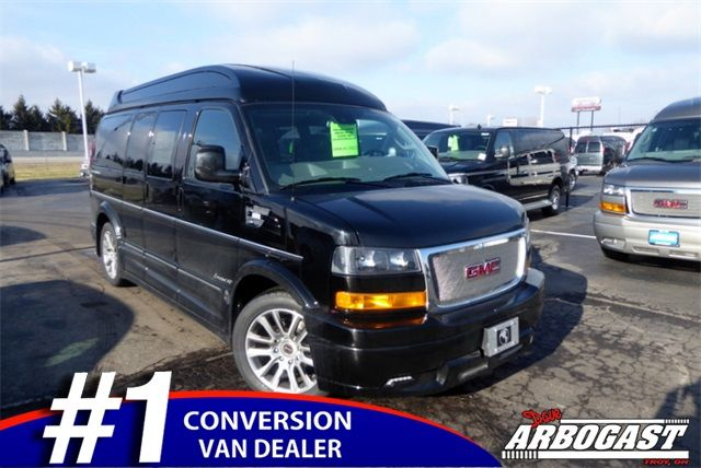 17 New Conversion Vans In Stock Gmc Conversion Van Van