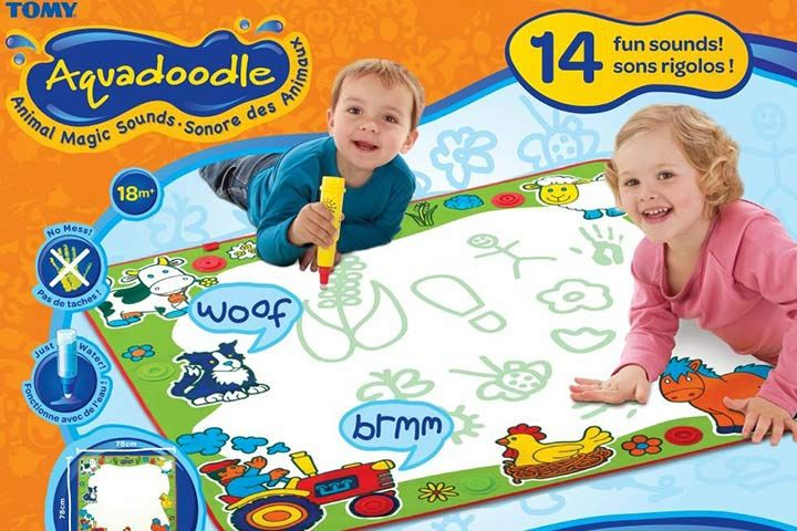 Best Gifts For A 2 Year Old Aqua Doodle