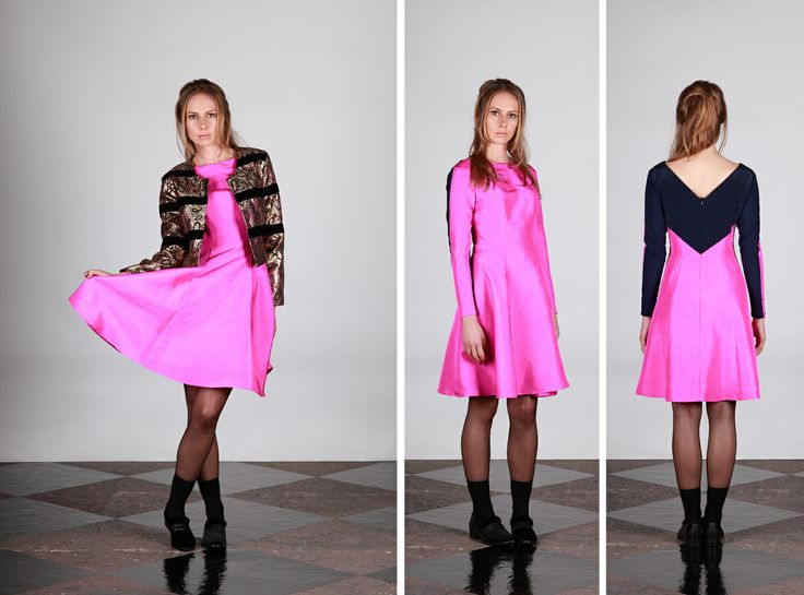 Chrysler Jacket | Empire Dress