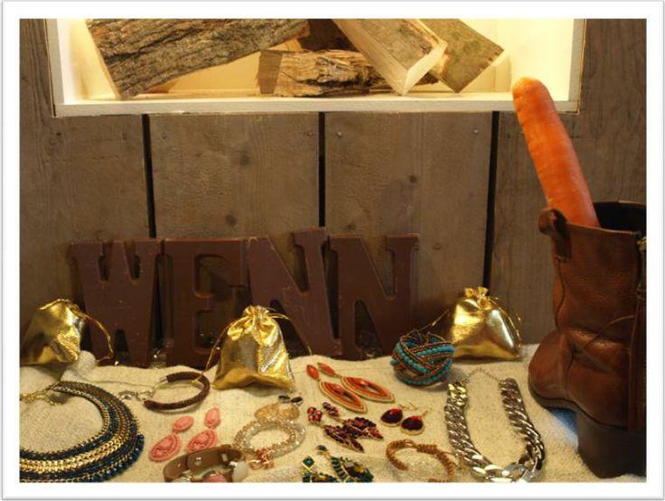 De leukste Sinterklaas cadeautjes vind je bij WENN-Sieraden!