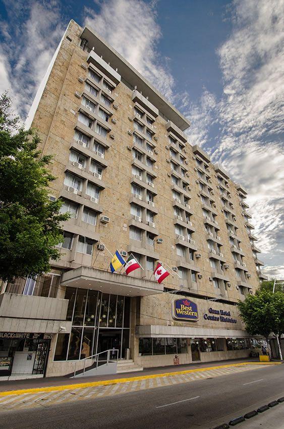 Best Western Gran Hotel Centro Hidtórico. Guadalajara, Jalisco, México