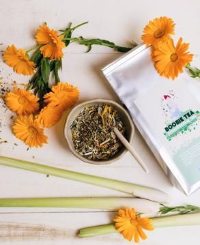 This tea is deliciously sweet and spicy, with a hint of lemon zest. Whether you're buying it for yourself, or as a gift for a new Dad, it's a delicious cup of herbal goodness.