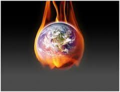 Las causas del calentamiento global son los gases de invernadero causados por la combustión de combustibles fósiles de coches, fábricas y producción de electricidad.   El gas responsable de la mayoría del calentamiento es el dióxido de carbono, también conocido como CO2.
