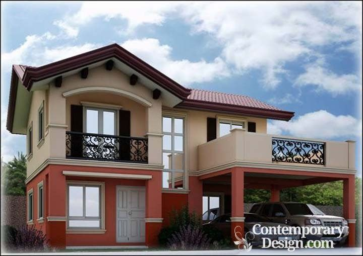 Front Balcony Designs Large Balcony Design Ideas Modern Trends In Furniture And Front Bal House Balcony Design Balcony Design Modern Bungalow House Design