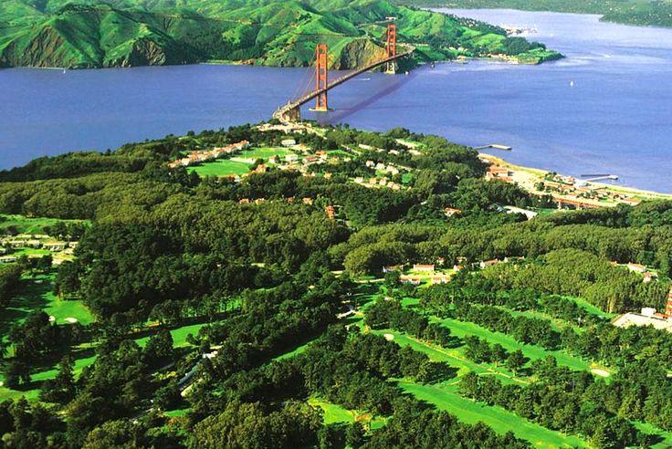 presidio golf course | Presidio Golf Course, San Francisco