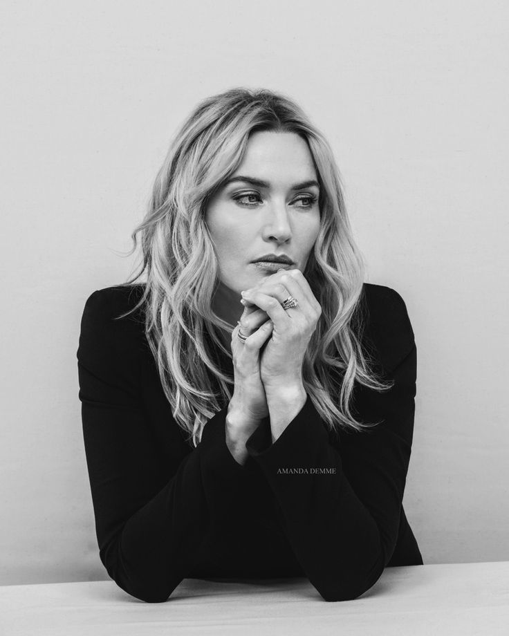 Kate Winslet by Amanda Demme.