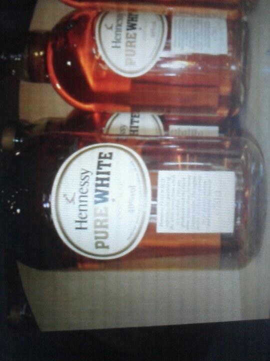 White Hennessy