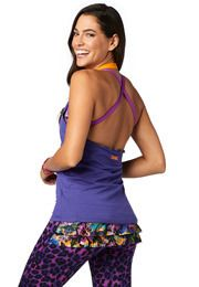 Zumba Party Halter Top | Zumba Wear Save 10% on Zumba® wear on zumba.com with code 10SALE. Click to shop with 10% discount http://www.zumba.com/en-US/store/US/affiliate?affil=10sale