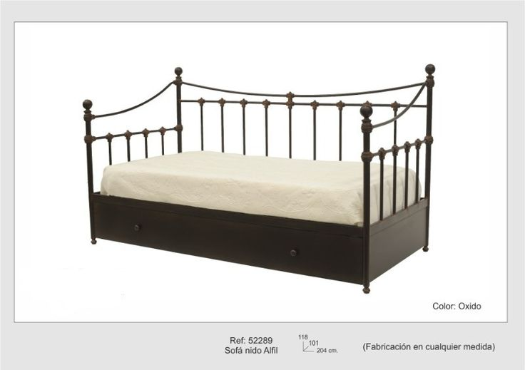 Las 25 mejores ideas sobre sof cama nido en pinterest for Cama nido divan