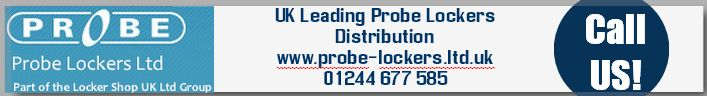 #UK leading Probe #lockers Suppliers  #storage #shelving #equipment #safety #warehouse