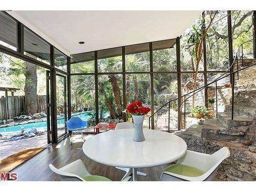 Glassy Laurel House by Bissner & Zook Comes Part-Restored - Flipping Out - Curbed LA