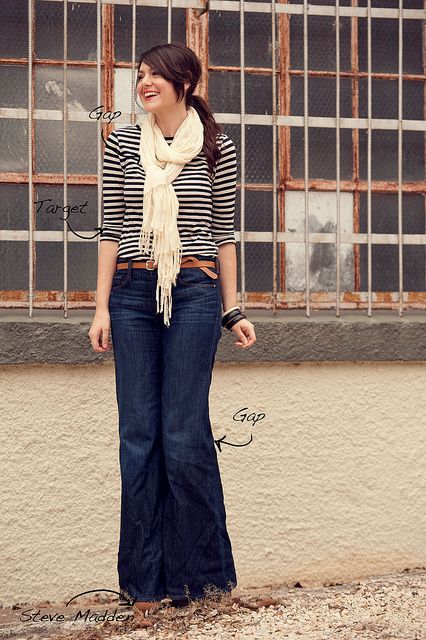 I want to dress like this every. single. day. Too bad Texas is craptastically hot right now.