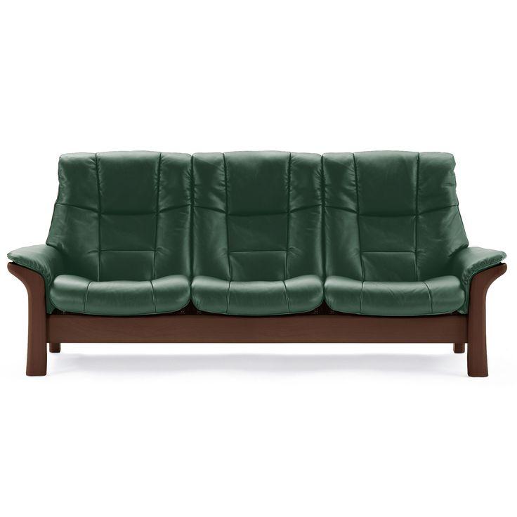 Ekornes Stressless Buckingham Highback Sofa