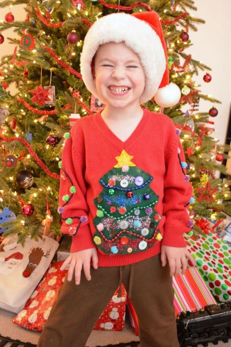 Kids' Ugly Christmas Sweater