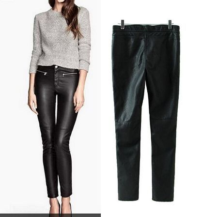 16713 - leather pants