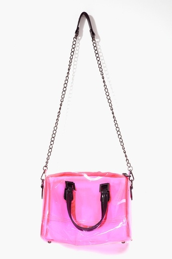Electric Jelly Bag - Pink