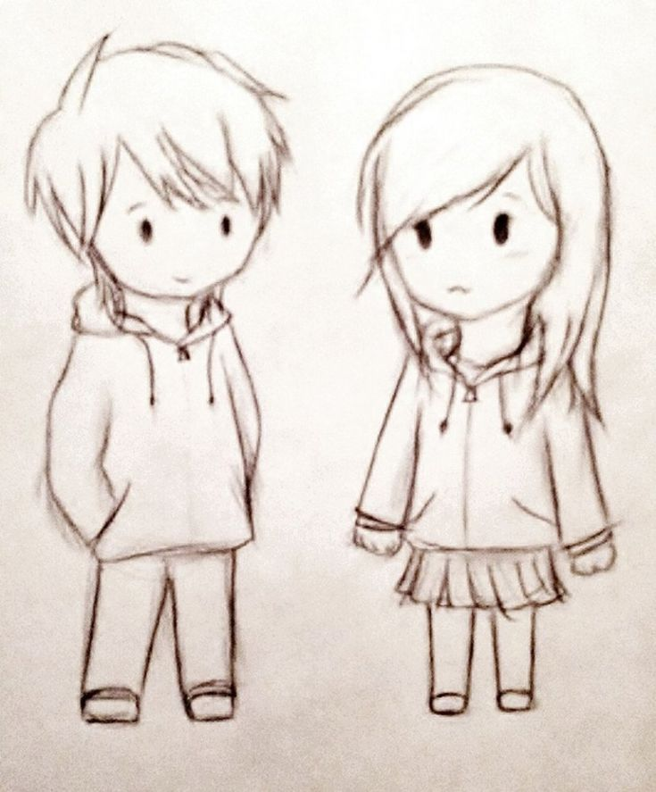 A Cute Couple Sketches Cute Couple Sketches To Draw Cute Couple Chibi Drawing – Google
