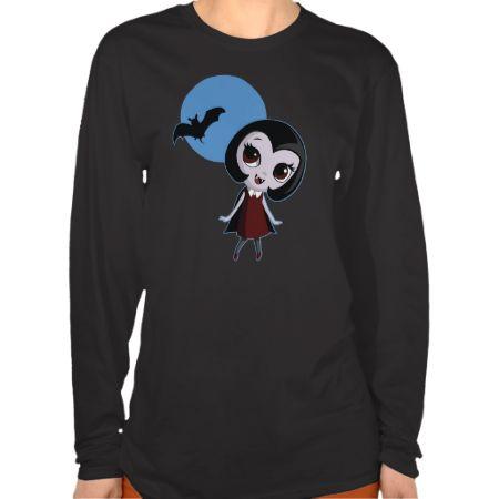 Victoria the Vampire Shirt