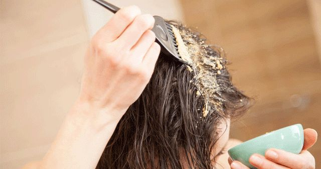 Parlak, Sağlıklı Ve Güzel Saçlar İçin Evde Saç Bakımı Maskesi Tarifleri