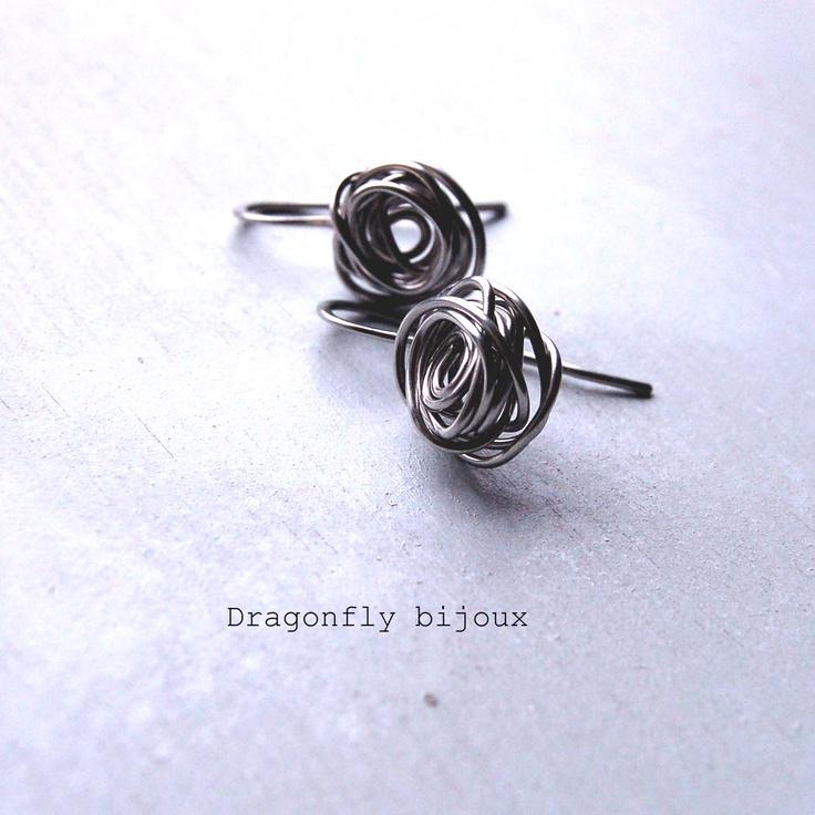 """""""Irregular earrings"""""""