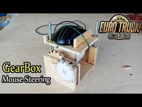 Cara Membuat Gearbox For Mouse Steering Wheel Euro Truck Simulator 2 Youtube