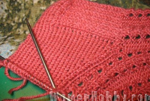 knitting the heel of the sock DIY (Мастер-класс классического вязания пятки)