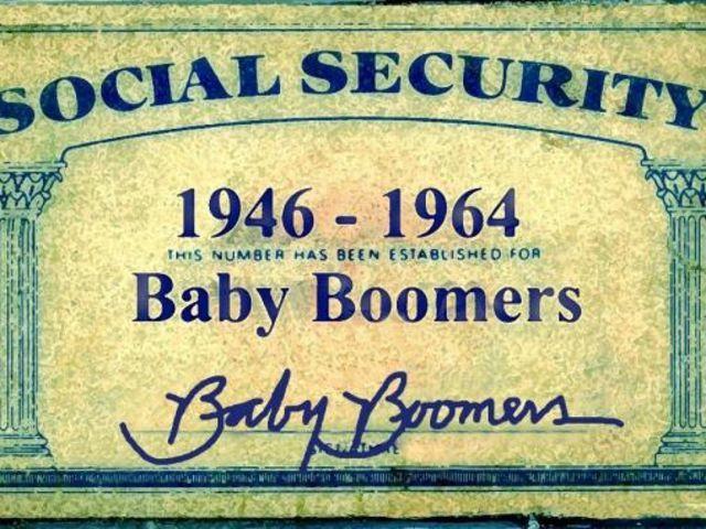 I got: You're definitely a Baby Boomer!!