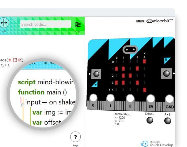 Microsoft Touch Develop