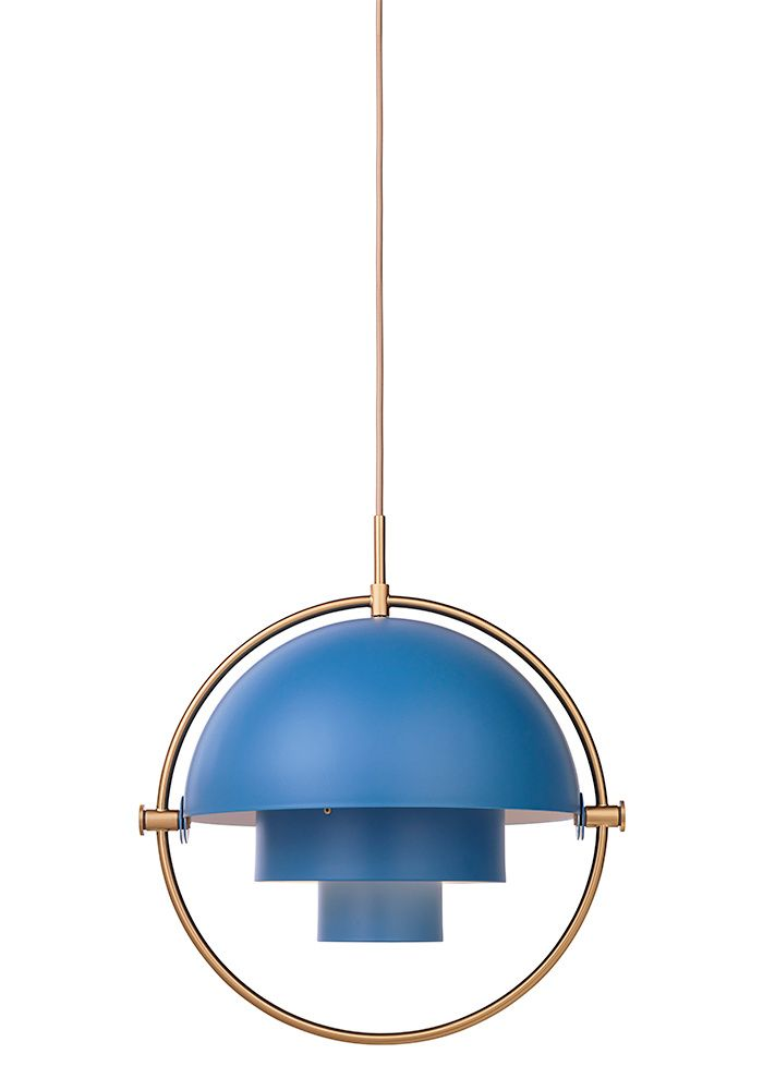 Maison & Objet 2016 : Suspension Multi-Lite, Louis Weisdorf (Gubi)
