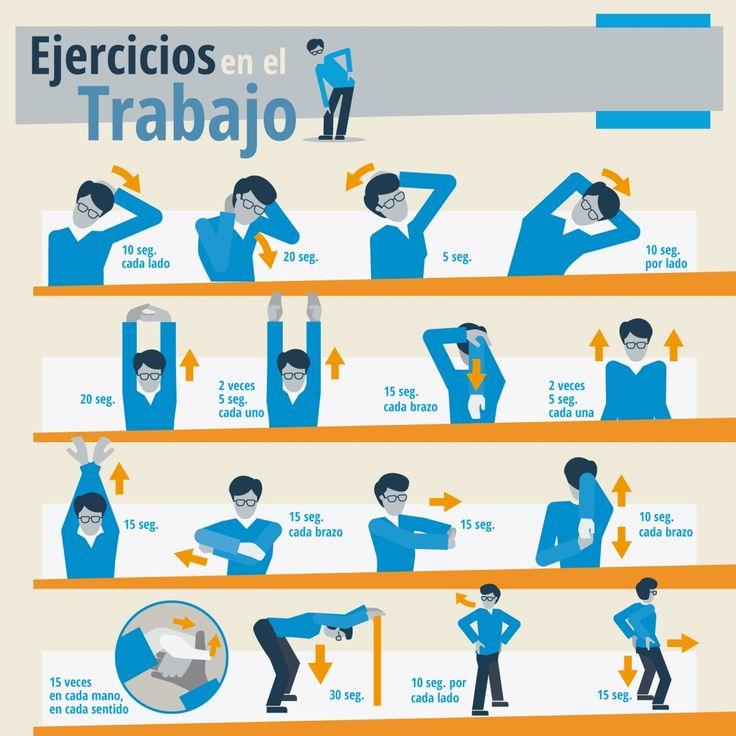 Resultado de imagen para ejercicios pausas activas lesiones osteomusculares