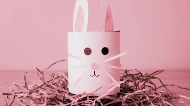Come fare dei portauova di Pasqua con i bambini