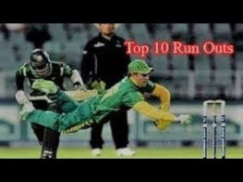 Top 10 Best Run Outs in Cricket History of All Times | Direct Hit Run Ou...