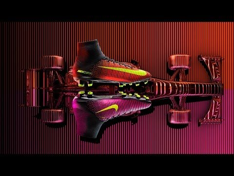 """Nike Football's """"Spark Brilliance"""" Pack Is for the Speed Demons"""
