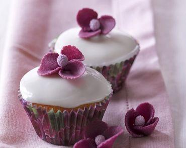Skovbær muffins